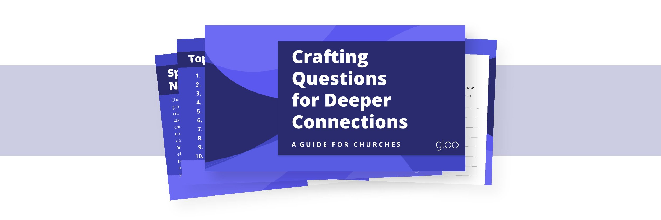 A guide to church survey questions. 10 questions to ask your congregation.