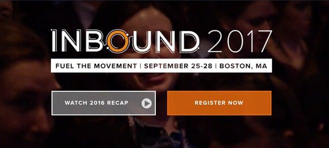 Inbound Conference Banner Image